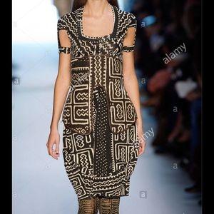 Givenchy Tribal Dress Size 2